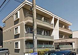愛知県名古屋市西区城西1丁目の賃貸マンションの外観