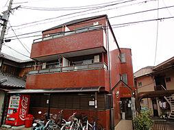 京都府京都市山科区厨子奥矢倉町の賃貸マンションの外観