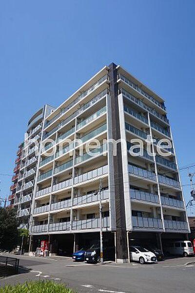 熊本県熊本市中央区新大江1丁目の賃貸マンション