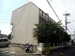 クオリア西大寺[2階]の外観