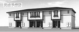 仮)野上野アパート[1階]の外観
