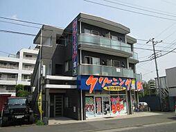 神奈川県川崎市中原区上小田中3丁目の賃貸マンションの外観