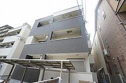 大阪府大阪市東淀川区豊新3丁目の賃貸アパートの外観