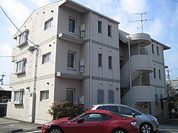 愛知県一宮市平和3丁目の賃貸マンションの外観