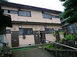 原田アパート[1階]の外観