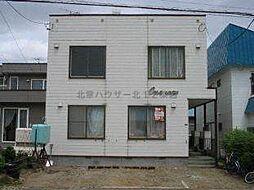コーポワンウェイ[1階]の外観