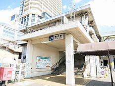 山陽本線「舞子」駅