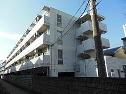 京都府京都市山科区小山中ノ川町の賃貸マンションの外観
