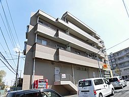 メルベーユ山手台[4階]の外観