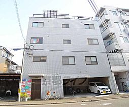 京都府京都市下京区富小路六条下ル栄町の賃貸マンションの外観