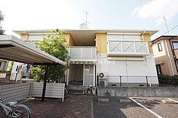 松ヶ丘中央ハイツC[201号室]の外観