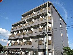 クレセントモア[4階]の外観