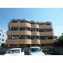 熊本県熊本市中央区渡鹿5丁目の賃貸マンションの外観