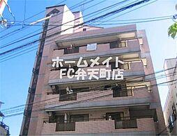 ラパンジール阿波座[3階]の外観