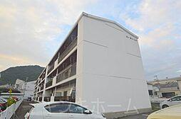 広島県安芸郡海田町曽田の賃貸マンションの外観