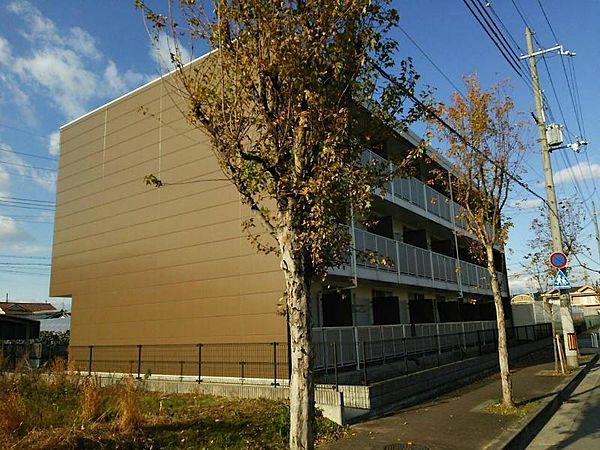 レオパレスビュートラスト 1階の賃貸【兵庫県 / 神戸市西区】