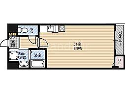 ローレル[1階]の間取り
