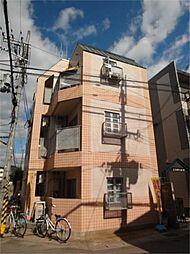 サバス太秦[3階]の外観