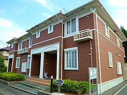 静岡県浜松市天竜区山東の賃貸アパートの外観