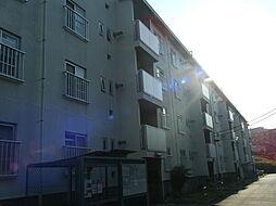 南平台共同住宅[301号室]の外観