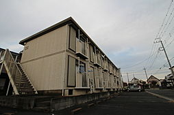 茨城県猿島郡五霞町原宿台3丁目の賃貸アパートの外観