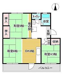山田池住宅 3号棟