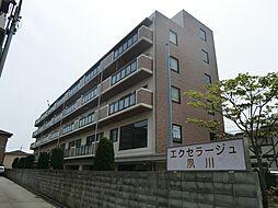 エクセラージュ夙川[5階]の外観