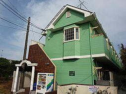 グリーンコート湘南II[203号室]の外観
