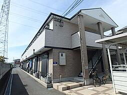 大阪府大阪狭山市茱萸木7丁目の賃貸アパートの外観