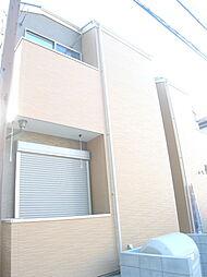 アークシティ霞ヶ関[101号室]の外観