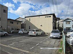 メゾン高須A棟[1階]の外観