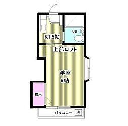 踊場駅 3.3万円