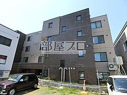 MRハウス[4階]の外観