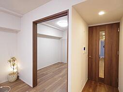 LDに面した約5.0帖の洋室はライフスタイルに合わせて使い方いろいろです。
