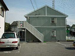 ドミール中島B棟[203号室]の外観