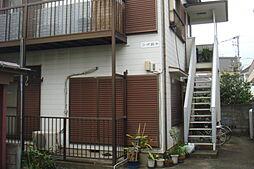 コーポ鈴木[1階]の外観