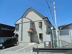 ビューバレーパピヨン[2階]の外観