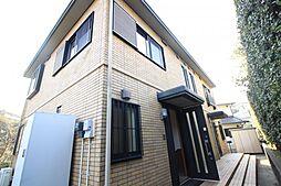 [テラスハウス] 神奈川県逗子市小坪3丁目 の賃貸【/】の外観