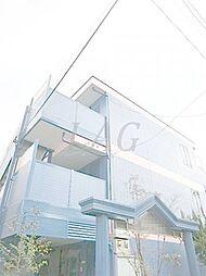 東京都世田谷区上北沢4丁目の賃貸マンションの外観