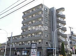 東京都国分寺市日吉町3丁目の賃貸マンションの外観