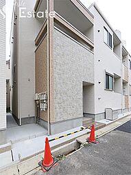 名古屋市営鶴舞線 原駅 徒歩4分の賃貸アパート