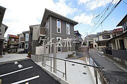 兵庫県神戸市須磨区月見山町3の賃貸アパートの外観