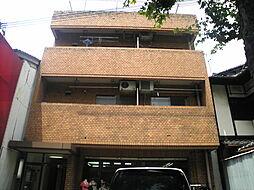 京都府京都市北区紫野下鳥田町の賃貸マンションの外観