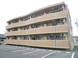 静岡県磐田市千手堂の賃貸マンションの外観
