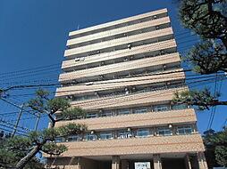 新潟県新潟市中央区紫竹山2丁目の賃貸マンションの外観