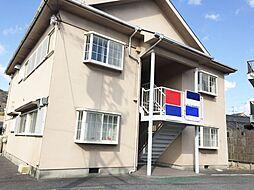 奈良県生駒郡斑鳩町龍田4丁目の賃貸アパートの外観