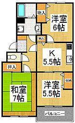 東久留米駅 6.6万円