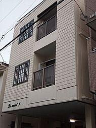 ラコート7[3階]の外観