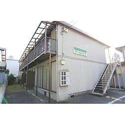 広島県広島市安佐南区中須1丁目の賃貸アパートの外観