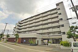 兵庫県加古川市平岡町二俣の賃貸マンションの外観
